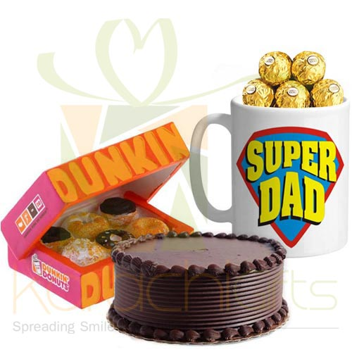 For Super Dad