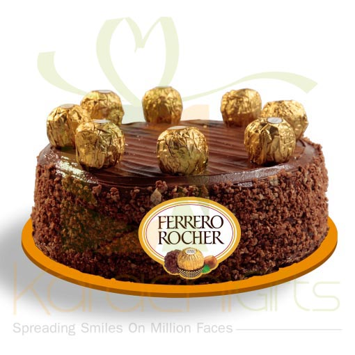 Ferrero Rocher Cake 2lbs United King
