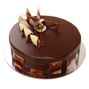 Extra Chocolate Cake 2.5lbs by Galeto Affairs