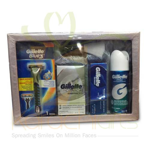 Gillette Gift Set