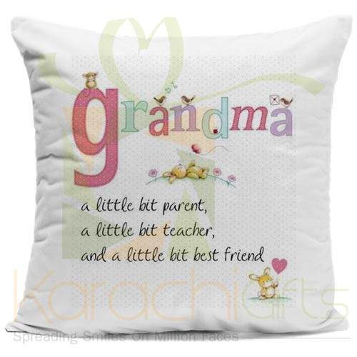 Grandma Cushion