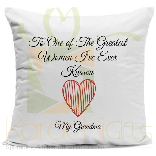 My Grandma Cushion