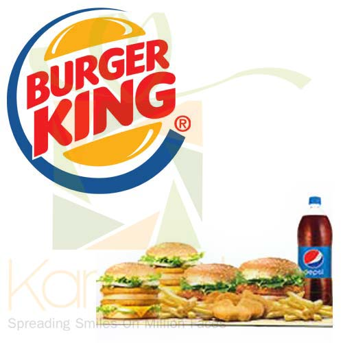 Grand King Box - Burger King