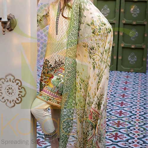 Beige 3 Pc CT-246 By Gul Ahmed