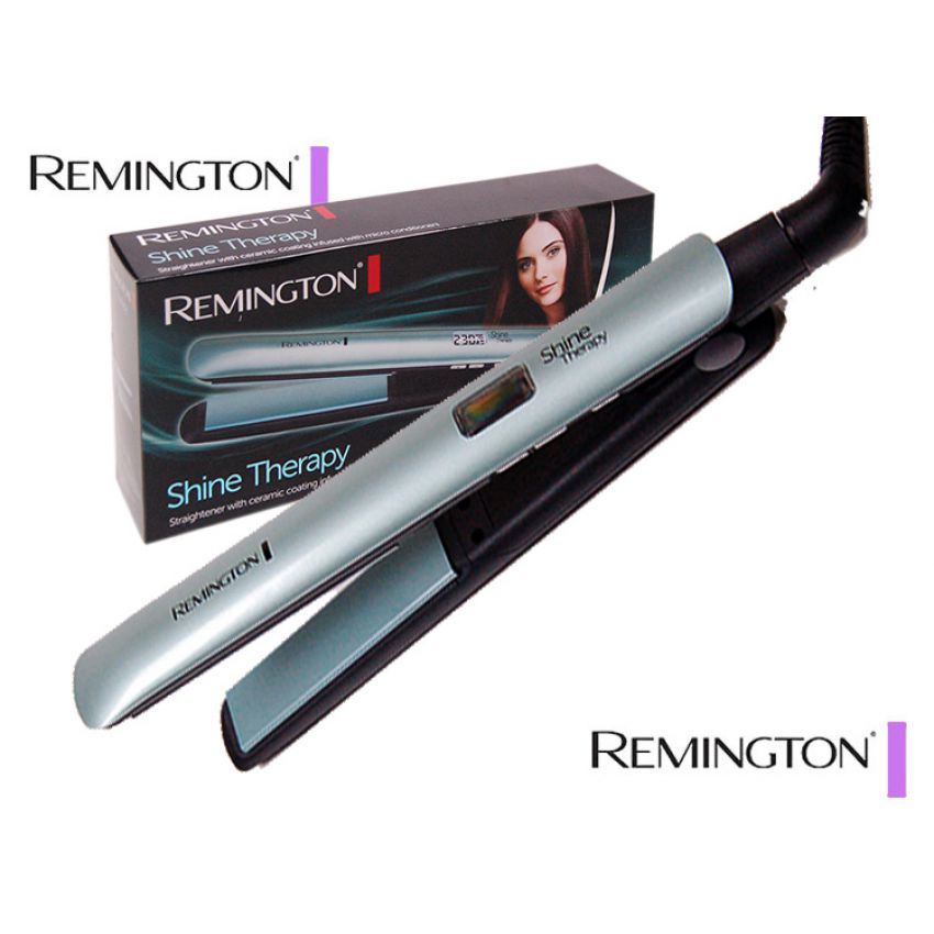 Remington Shine Therapy Hair Straightener