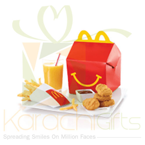 Happy Meal Deal 4 - Mc Donalds