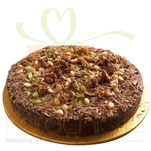 Hazelnut Brownie Pie 2.2 lbs By Sky Bakers