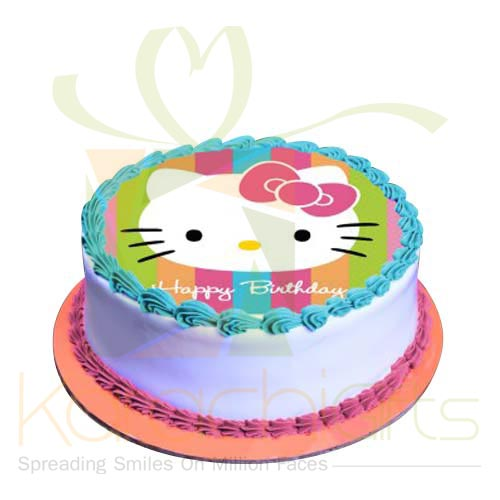 Kitty Picture Cake 2lbs by Sachas