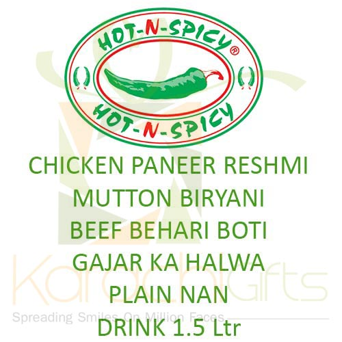 Hot N Spicy Deal 10