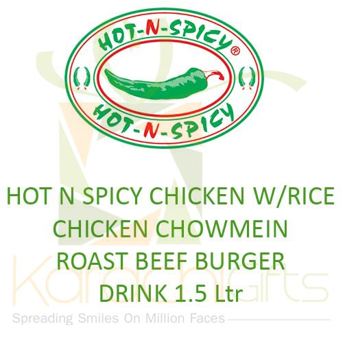 Hot N Spicy Deal 11