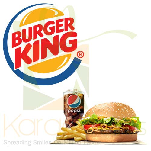 Hot & Spicy Steak Meal - Burger King
