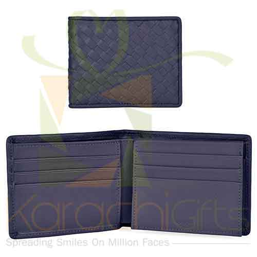Woven Wallet For Men