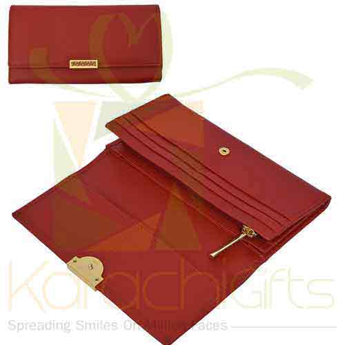 Long Double Fold Wallet