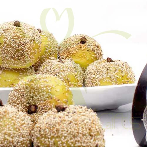 Kaju With Sesame Seeds Coating 1Kg