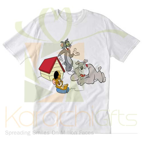 Tom and Jerry T-Shirt 1