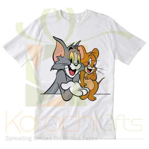 Tom and Jerry T-Shirt 2