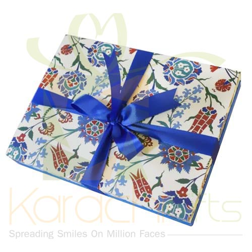 Blue Iznik Box (20 Pcs) - By Lals