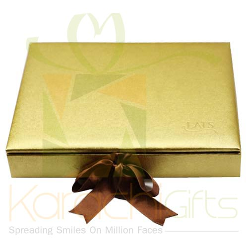 Golden Leather Box (20 Pcs) - By Lals