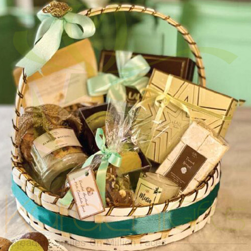 Gourmet Basket By Lals