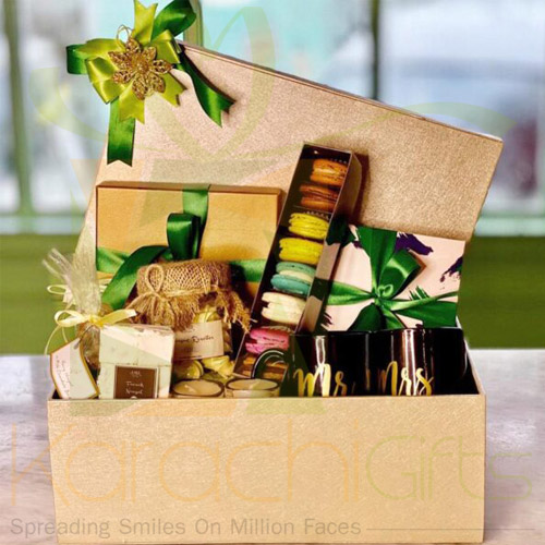 Grand Gesture Hamper By Lals