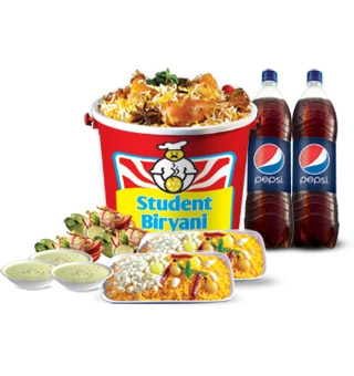 Large Bucket Biryani Deal
