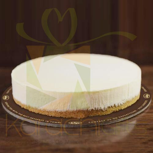 Lemon Cheese Cake 7 Inches - Delizia