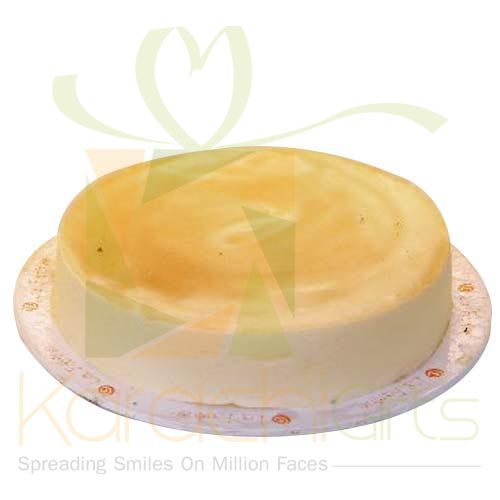 Lemon Mousse Cake 2lbs By La Farine