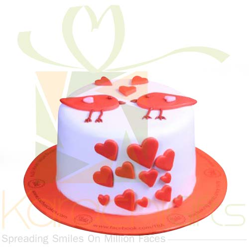 Love Bird Cake By Sachas