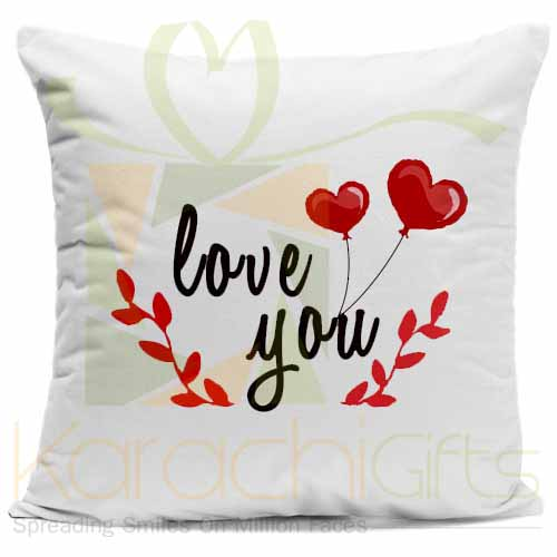 Love You Cushion 10