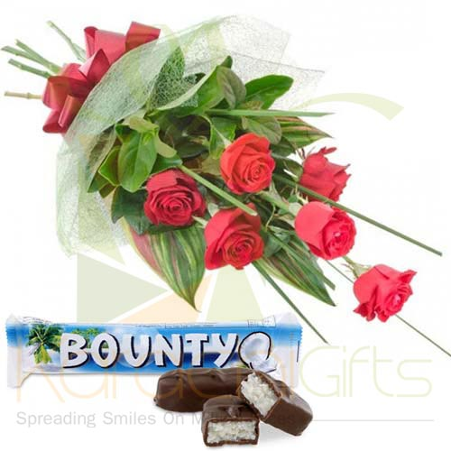 Roses With Bounty