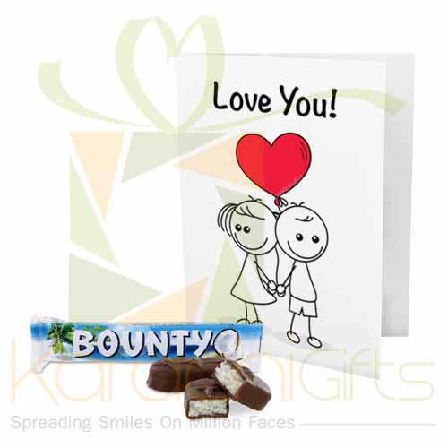 Bounty With Love Card