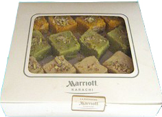 Mithai from Marriott Hotel (6KG)