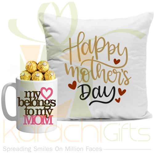 Happy Mothers Day (2 In 1)