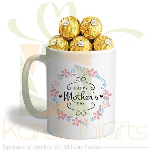 Mothers Day Mug With Chocs