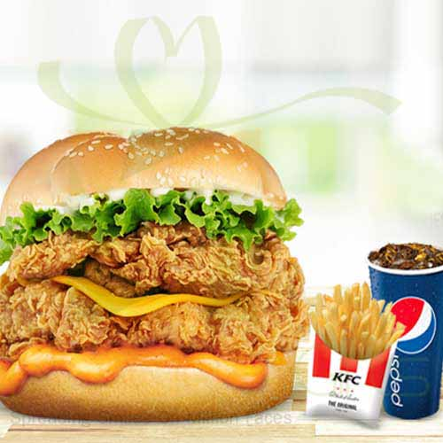 Mighty Zinger - KFC