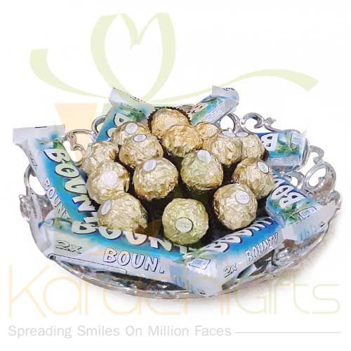 Bounty Ferrero Tray