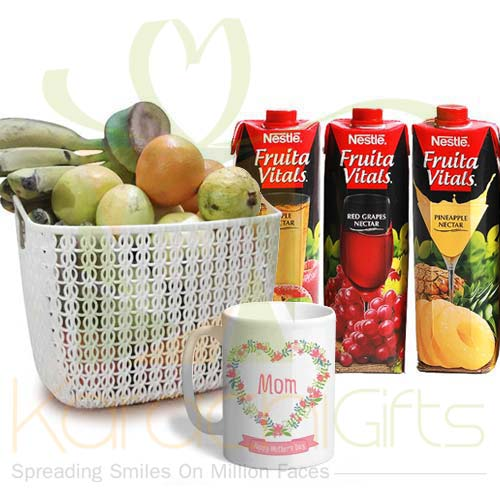 Juices Mug Fruits