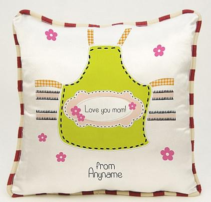 Love You Mom - Personalised Cushion