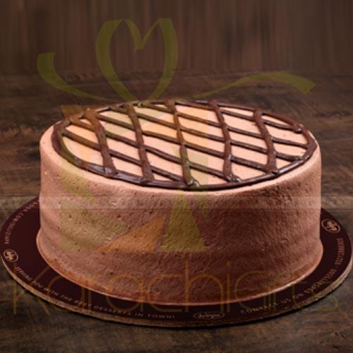 German Fudge Cake Delizia