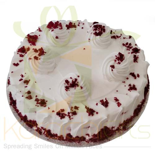 Red Velvet Cake (2lbs) From Movenpick