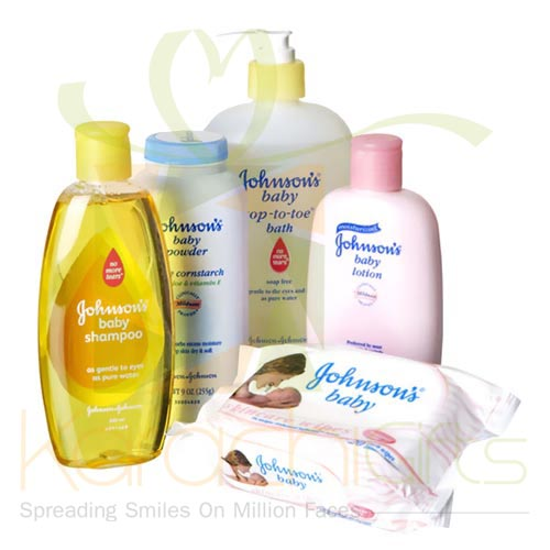 Johnson N Johnson Gift Set