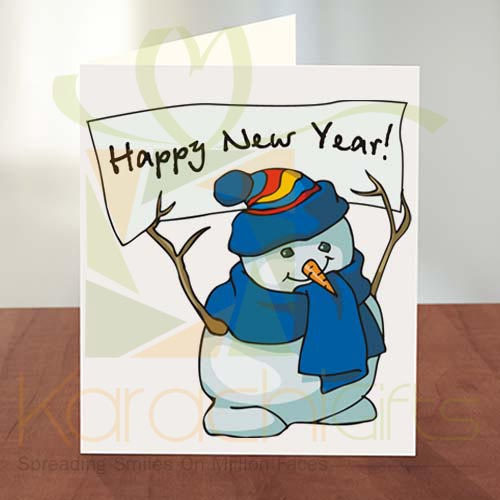 New Year Card 01