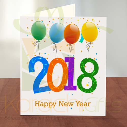 New Year Card 02
