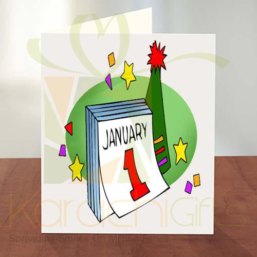 New Year Card 03