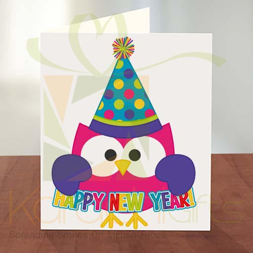 New Year Card 04