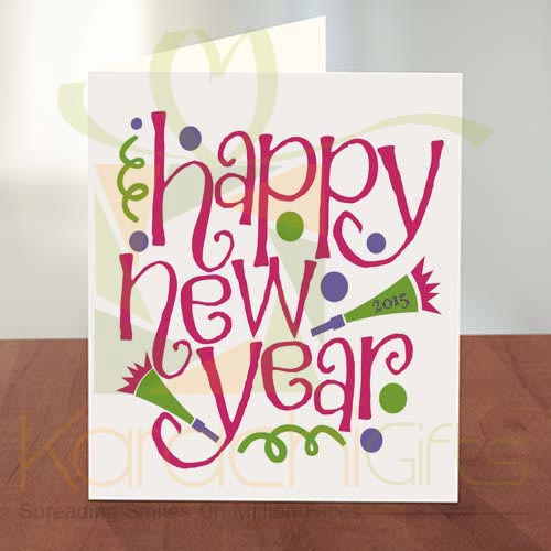 New Year Card 05