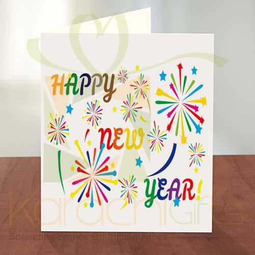 New Year Card 06