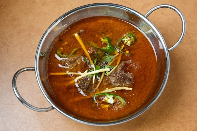 Nihari (For Lunch and Dinner)  Serve 6-8 People