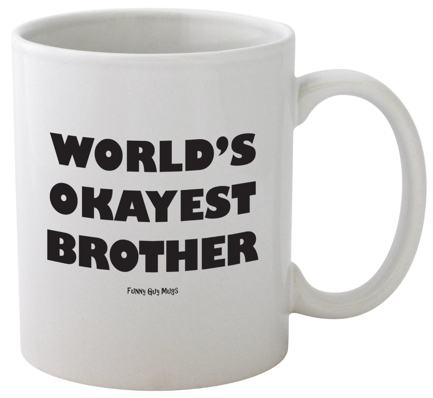 Okayest Brother Mug