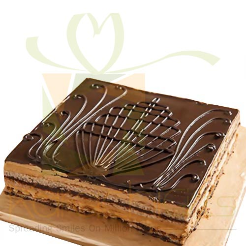 Opera Cake 2.2 lbs By Sky Bakers